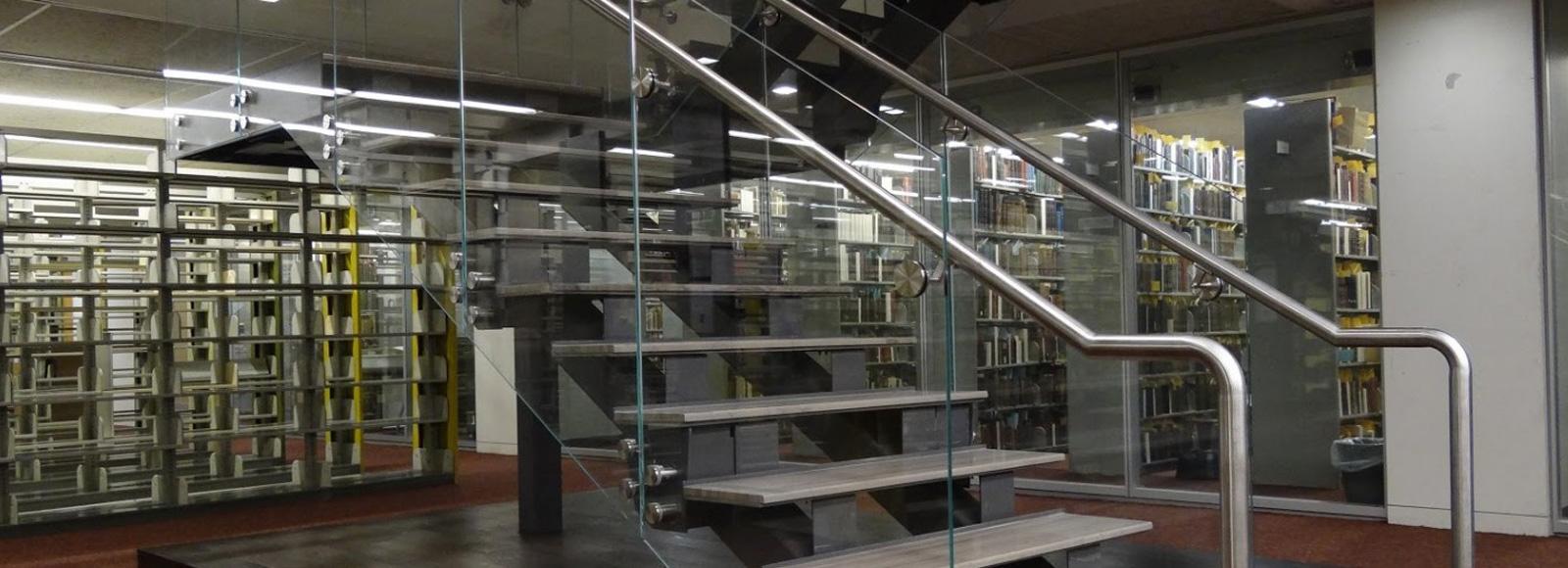 Stainless steel railing in delhi